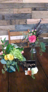 Winston Salem Wedding Flower Examples
