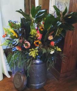 Winston Salem Wedding Flower Examples